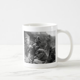First Airborne Somewhere in Europe Classic White Coffee Mug