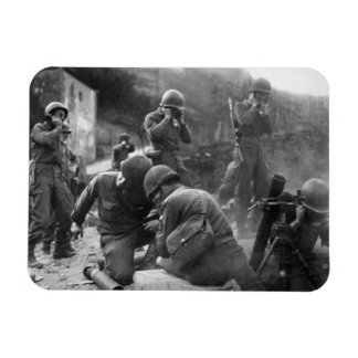 First Airborne Somewhere in Europe Rectangular Photo Magnet