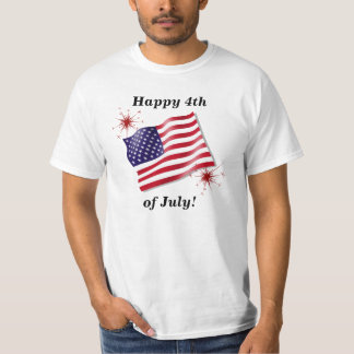 First Amendment 4th of July Shirt