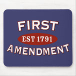 First Amendment Mousepad