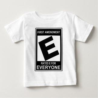 First amendment shirt