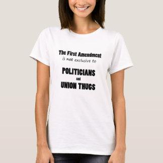 First Amendment (women's t-shirt) T-Shirt