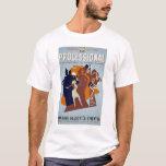 First American Play 1936 WPA T-Shirt