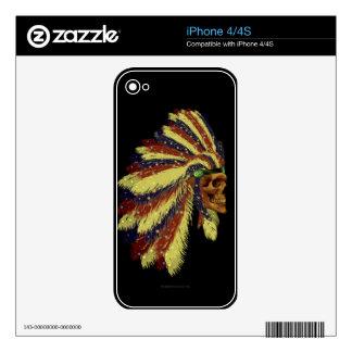 FIRST AMERICAN iPhone 4 SKIN