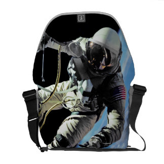 First American Spacewalker Courier Bags