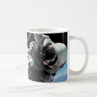 First American Spacewalker Classic White Coffee Mug