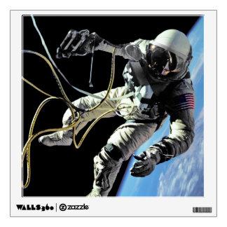 First American Spacewalker Wall Decal