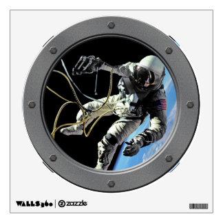 First American Spacewalker Wall Sticker