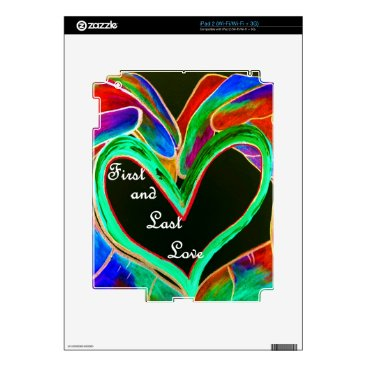 Wedding Themed First and Last Love Skins For iPad 2