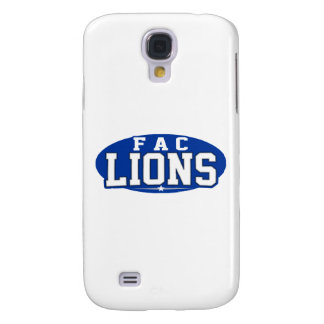 First Assembly Christian; Lions Samsung Galaxy S4 Case