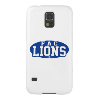 First Assembly Christian; Lions Galaxy S5 Case