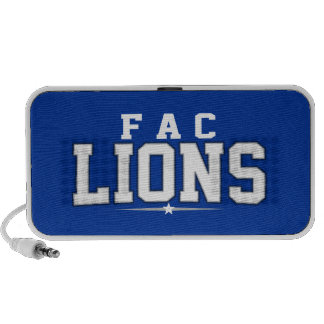 First Assembly Christian; Lions iPhone Speaker