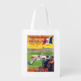 First Aviation Grand Prix Market Totes