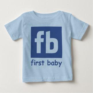 First Baby Boy T Shirt