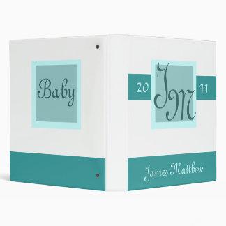 First Baby Photograph Album Vinyl Binder