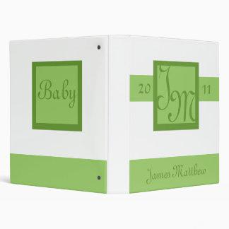 First Baby Photograph Book Binder