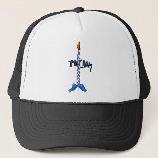 First Baby Trucker Hat
