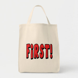 First! Bags