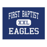 First Baptist - Eagles - High - Dallas Texas Post Cards