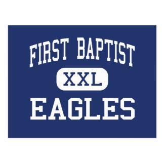 First Baptist - Eagles - High - Dallas Texas Postcard