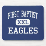 First Baptist Eagles Middle Dallas Texas Mousepads