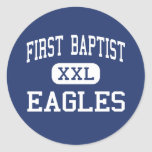 First Baptist Eagles Middle Dallas Texas Sticker