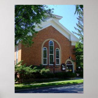 First Baptist Poster