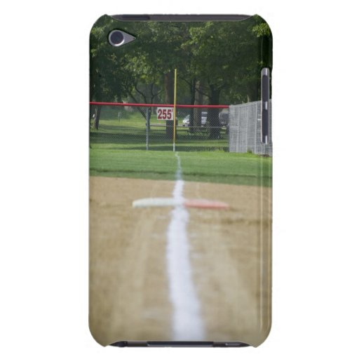 First baseline iPod touch cover