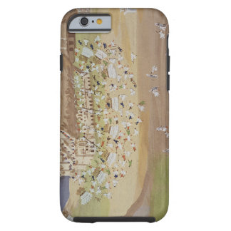 First battle of Athens in 1826, from the Pictorial Tough iPhone 6 Case