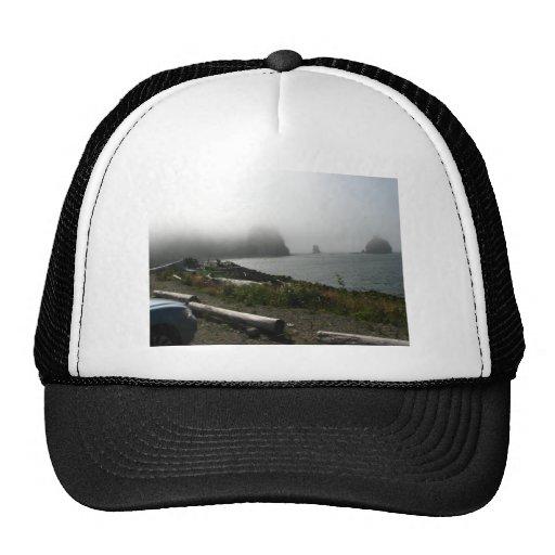 First Beach Mesh Hats