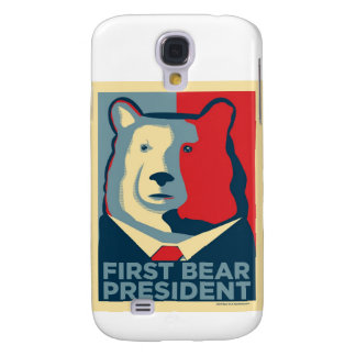 First Bear President iPhone 3GS Cover