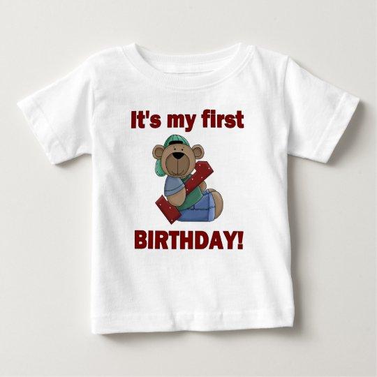 First birthday baby T-Shirt