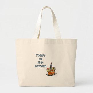 First Birthday Bag