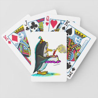 FiRsT BiRtHdAy Bicycle Playing Cards