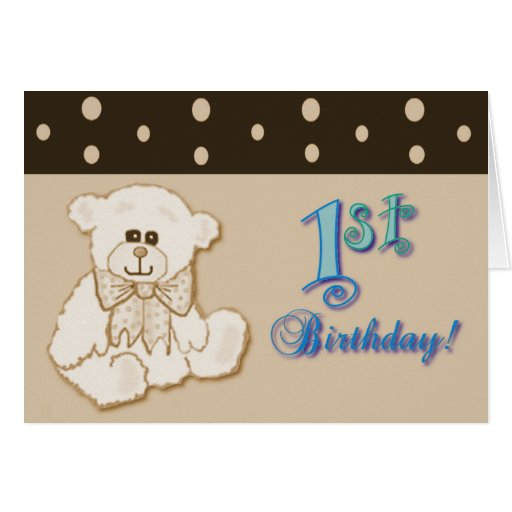 First birthday card template zazzle for First birthday board template