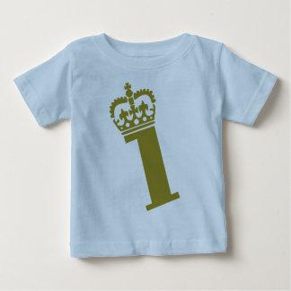 First Birthday - Champion – 1 Baby T-Shirt