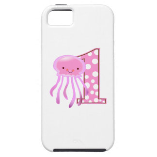 First Birthday Jellyfish iPhone 5 Cover