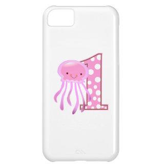 First Birthday Jellyfish iPhone 5C Cases