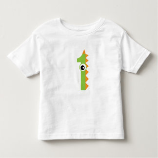 First Birthday Monster Toddler T-shirt