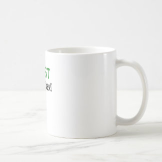 First Birthday Classic White Coffee Mug