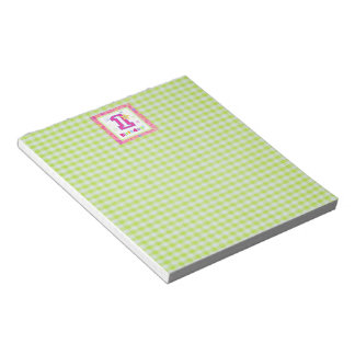 First Birthday Note Pad
