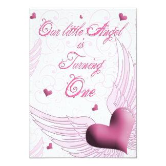 First Birthday - OurLittle Angel Card