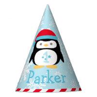 First Birthday Party Hat   Winter ONEderland