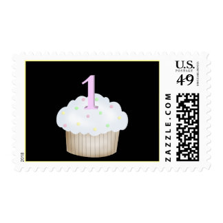 First Birthday Postage