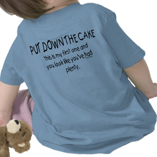 First Birthday Shirt A T Of Funny Cute Boy Girl
