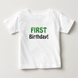 First Birthday Infant T-shirt