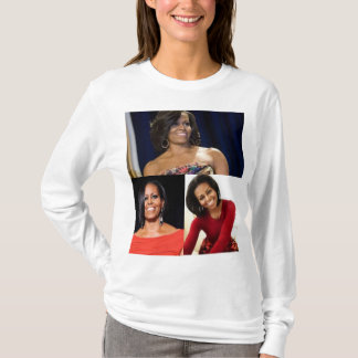 FIRST BLACK AMERICAN FIRST LADY MICHELLE T-Shirt