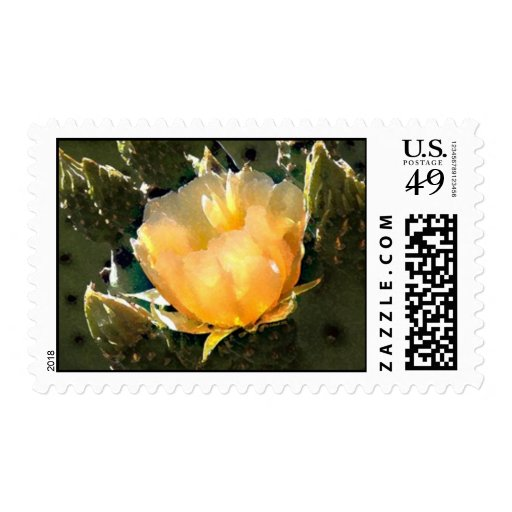 First Bloom Postage