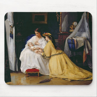 First Born, 1863 Mouse Pad