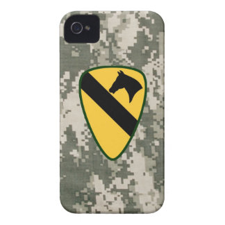 First Calvary Division Blackberry Bold Case